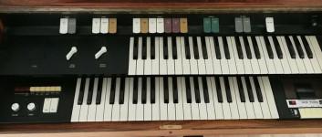 Organist til pastoratet